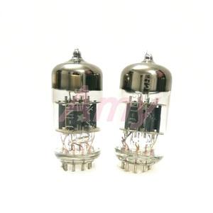2pcs/lot (long life tube) Beijing 6N1-Q straight generation ECC85/6H1/6N1 fever poison sound tube(China)