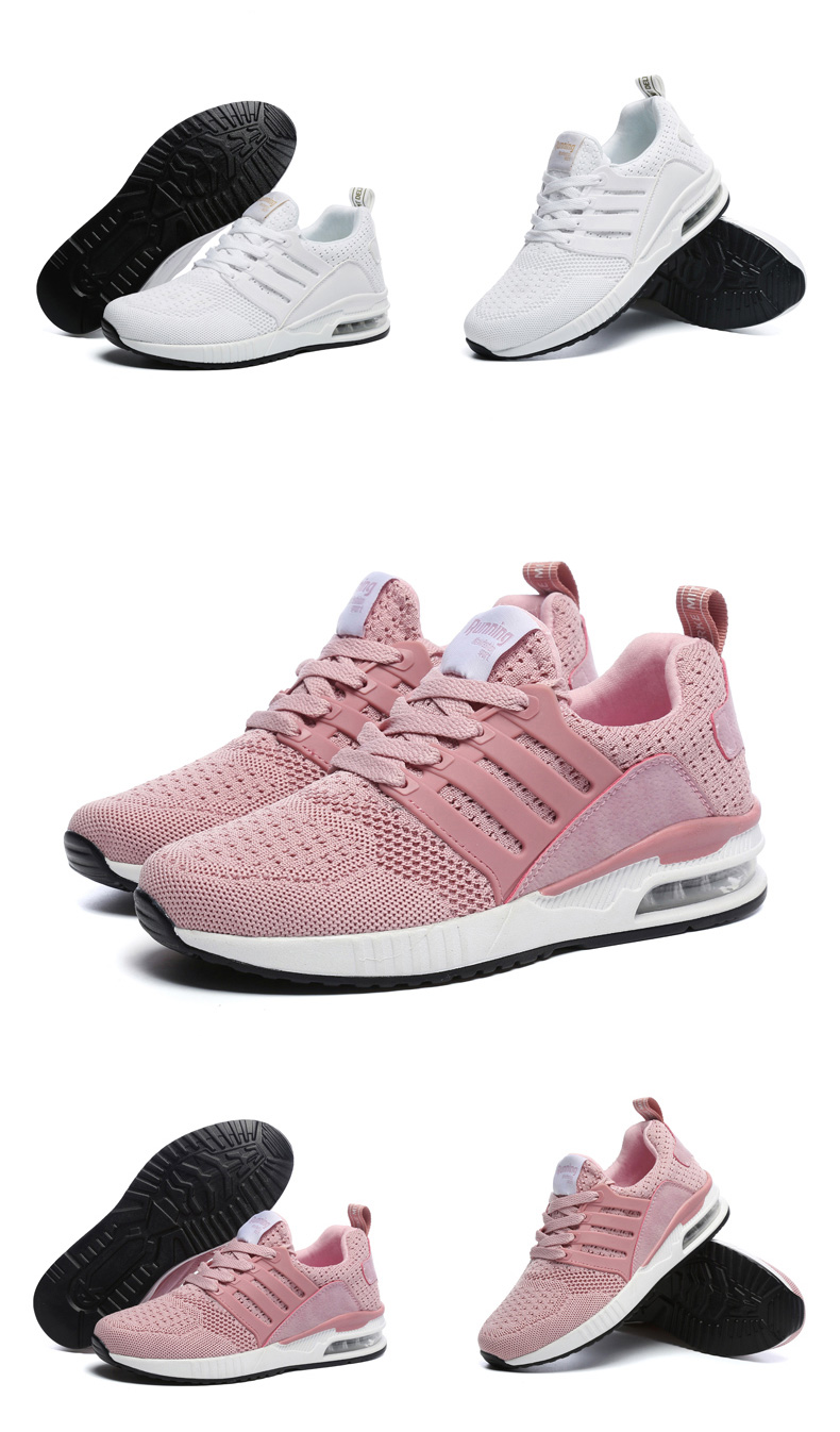 Branded Sport Shoes Pink - MiraShop