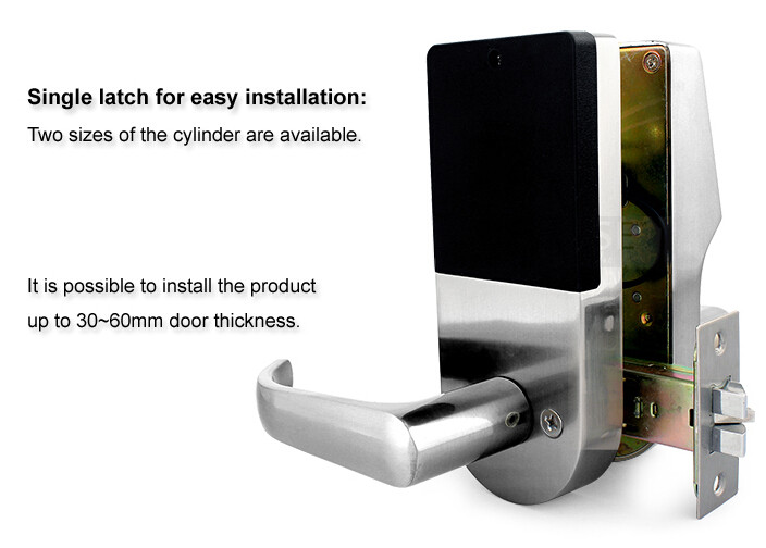 Smart Lock with Remote Control 7