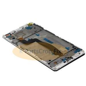 Image 5 - 6.9 XIAOMI Mi MAX 3 จอแสดงผล LCD หน้าจอสัมผัส Digitizer ASSEMBLY สำหรับ Mi MAX จอ LCD กรอบ