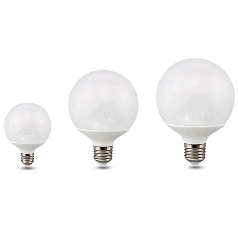 LED Bulb E27 E26 Lamp 10W 20W 30W LED Light AC85-265V LED Lampada Cold White Warm White LED Spotlight For Table Lamp Light