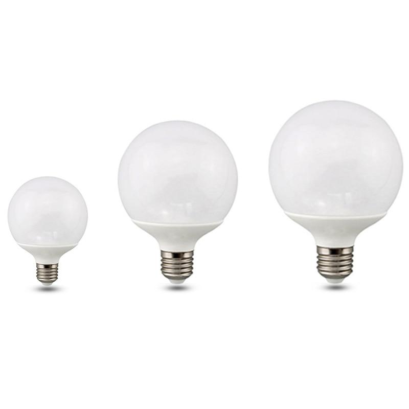LED Bulb E27 E26 Lamp G80 G95 G120 LED Light AC85-265V LED Lampada Cold White Warm White LED Spotlight For Table Lamp Light