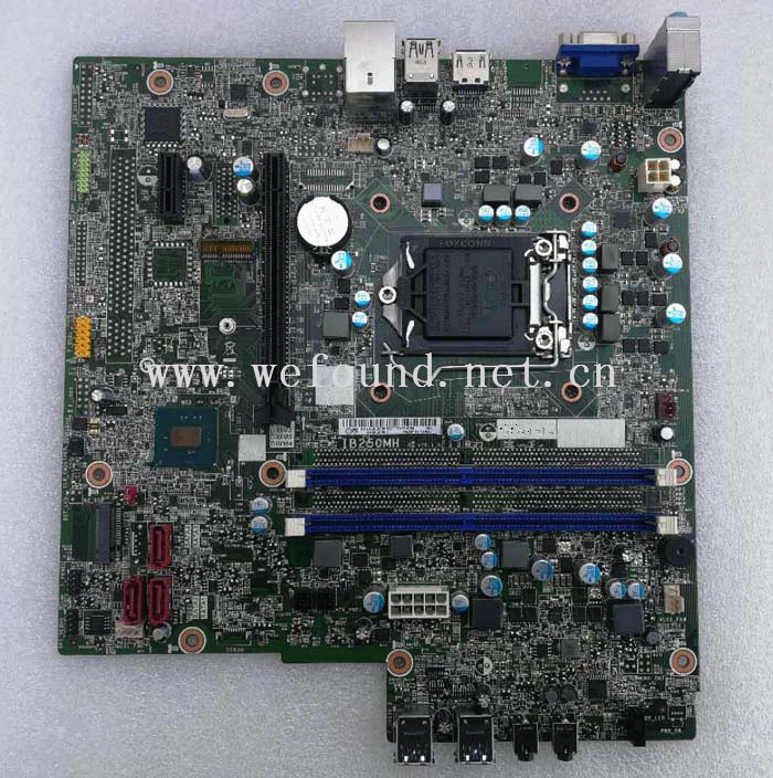 100% Working Desktop Motherboard For IB250MH LGA1151 DDR4 B250 System Board Fully Tested