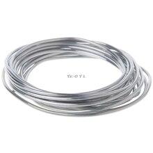 2.00mm*3m Copper aluminum cored wire Low Temperature Aluminium Welding Rod New