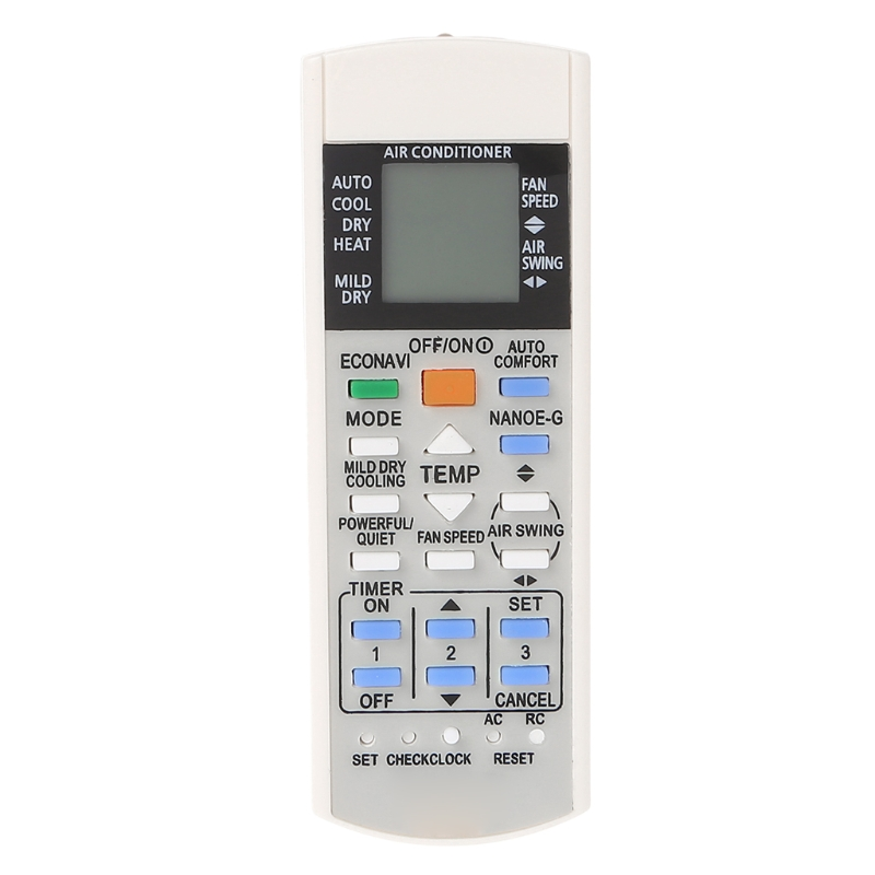 Remote Control For Panasonic Air Conditioner A75c3300 A75c3208 A75c3706 A75c3708