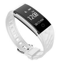 2017 Más Nuevo Bluetooth 4.0 LED Inteligente A Prueba de agua Reloj de Pulsera Relojes Deportivos de Fitness control de Actividad Sleep Muñequera Dec21