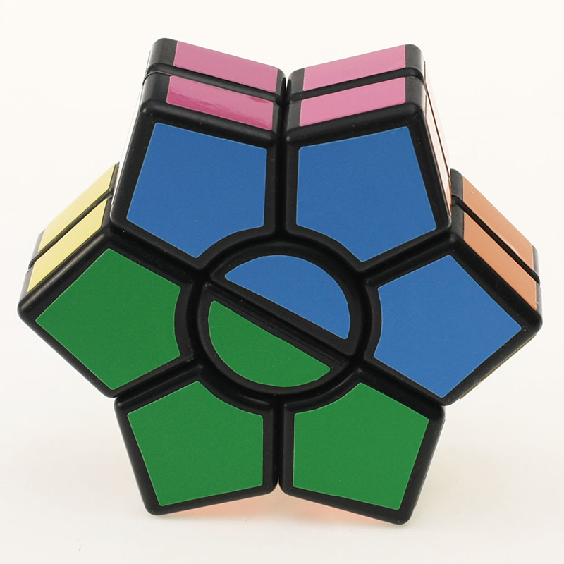 New Arrival 2-layers Super Square-1 Star Hexagonal Magic Cube David - ფაზლები - ფოტო 5