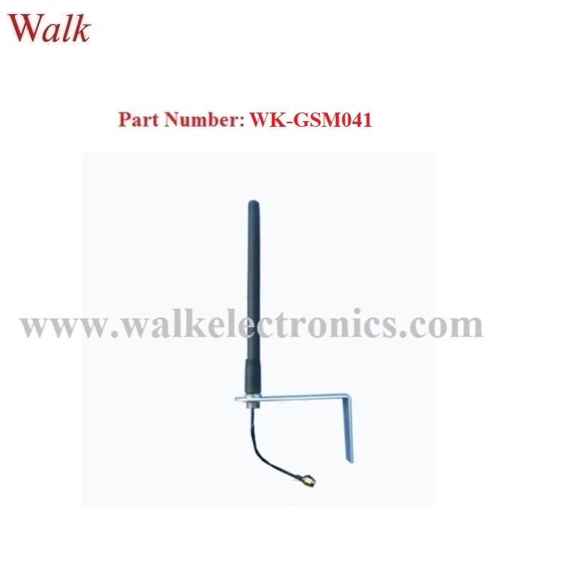 wall mount 3g gsm rubber antenna bracket mount quad band gprs car antenna