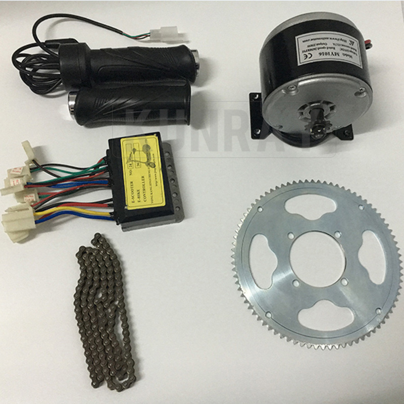 electric bike motor diy kit my1016 dc 24v250w brushed On diy electric motor repair