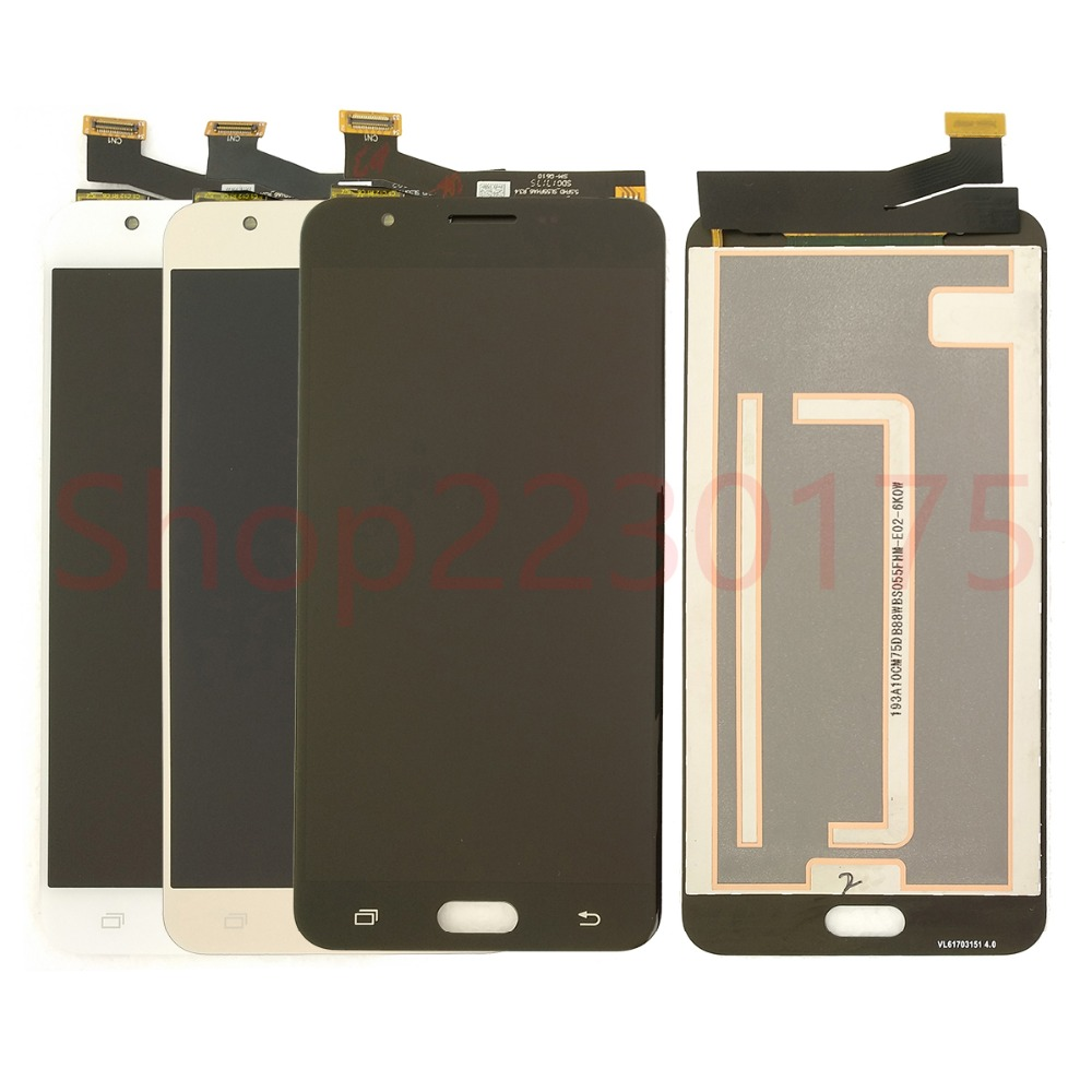 For Samsung Galaxy J7 Prime G610F G6100 G610M SM-G610F LCD Display Touch Screen Digitizer Assembly Replacement PartsFor Samsung Galaxy J7 Prime G610F G6100 G610M SM-G610F LCD Display Touch Screen Digitizer Assembly Replacement Parts
