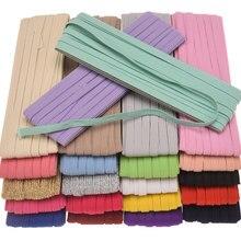 120 Metre Kafa bantları Elastik saç bandı lastik bant 0.6 CM Hairbands Aksesuarları DIY Aksesuarları Moda Kafa Bandı Metre Tarafından 22 Renk