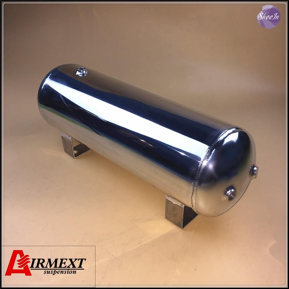 AIRMEXT /9.5L (2,5 gallon) aluminiumsluftcylinder lufttank luftkraft - Bilreservedele - Foto 6
