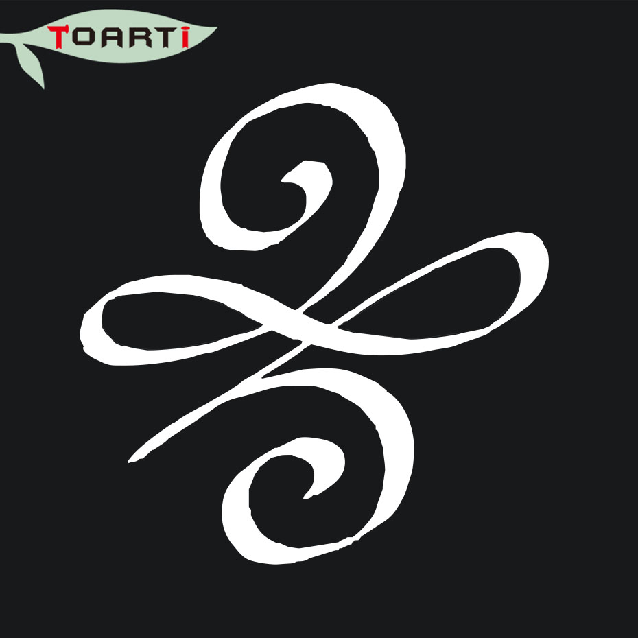 Art design celtic new beginnings symbol knot vinyl diy car door art design celtic new beginnings symbol knot vinyl diy car door window tailstock sticker decal car wall irish auto decor in car stickers from automobiles buycottarizona Images
