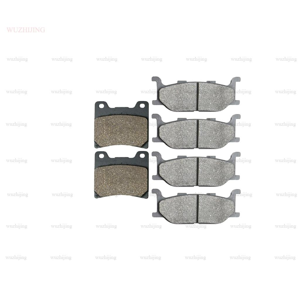Rotor Brake Pads Set fit for XJ 900 GT Diversion (00-03) S (95-03)