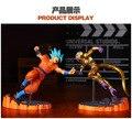 Dragon Ball Z figuras de ação ressurreição F Son Goku Freeza combate Anime Dragonball Z figuras DBZ Del dragão de ouro