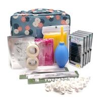 Dibos NEW lashes extension kit for eyelashes, patches for eyelash extension, eye pads, Eyelash extension makeup