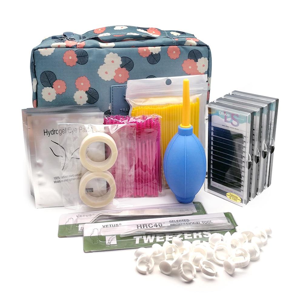 Dibos NOUVELLE cils extension kit pour cils, patchs pour extension de cils, tampons oculaires, extension de Cils maquillage