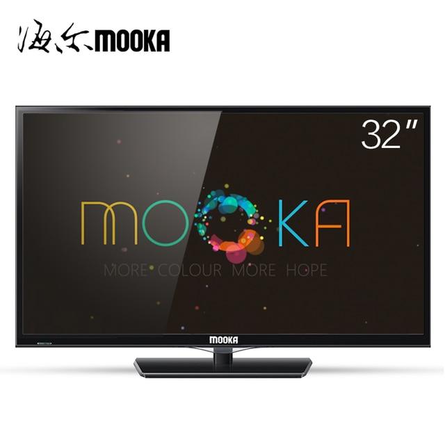 Haier MOOKA MOOKA 32 A 3 32 pulgadas marco estrecho televisión Plana ...
