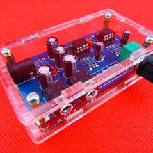 Портативный усилитель для наушников доска комплект AMP модуль комплект для Классический 47 DIY+ чехол