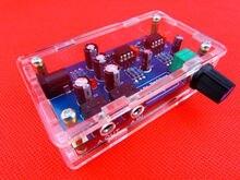 Kit de carte amplificateur casque Portable Kit de Module dampli pour classique 47 bricolage + étui