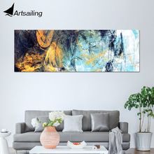 Wall Picture home decor Canvas painting art print 1 panel Graffiti Abstract colorful canvas Pictures