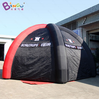 8X4 meters inflatable event tent / inflatable lawn tent / 6 pillars type inflatable tent price toy tents