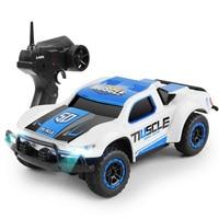 Мини RC автомобиль 25 км/ч высокоскоростной 1/43 автомобиль Радиоуправляемый ed машина RC грузовик 4CH Автомобиль Дистанционное управление игрушк...