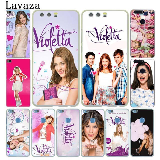Lavaza Violetta Tv Series Hard Case For Huawei P20 P10 P9 Plus P8