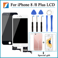 100 Guarantee No Dead Pixel LCD For IPhone 8 8plus Screen Replacement AAA Grade LCD With