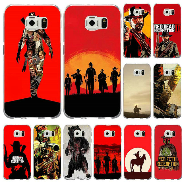 coque samsung s9 red dead redemption