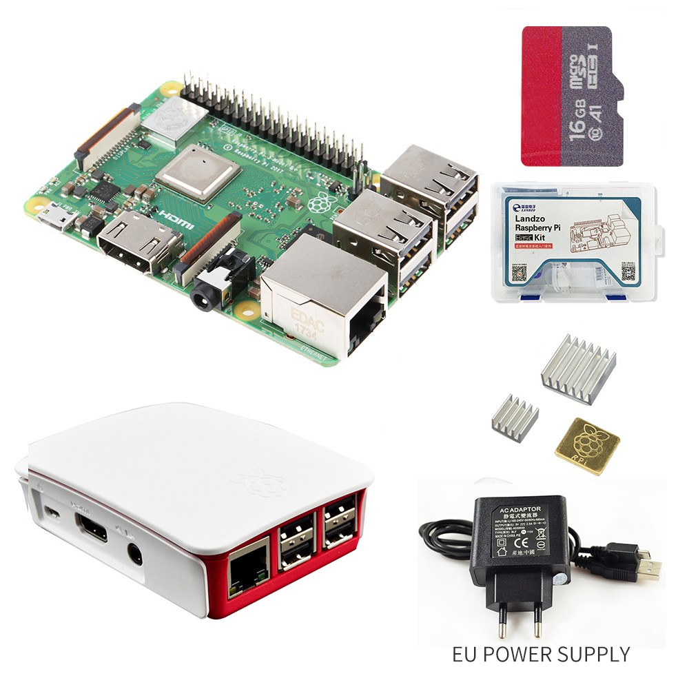 Raspberry Pi 3 Model B Raspberry Pi Raspberry Pi3 B Plus Pi 3 Pi 3B With