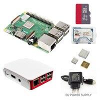 Pi3 3 Raspberry Pi Modelo B + Raspberry Pi Framboesa B Além de Pi Pi 3 3B Com WiFi & Bluetooth