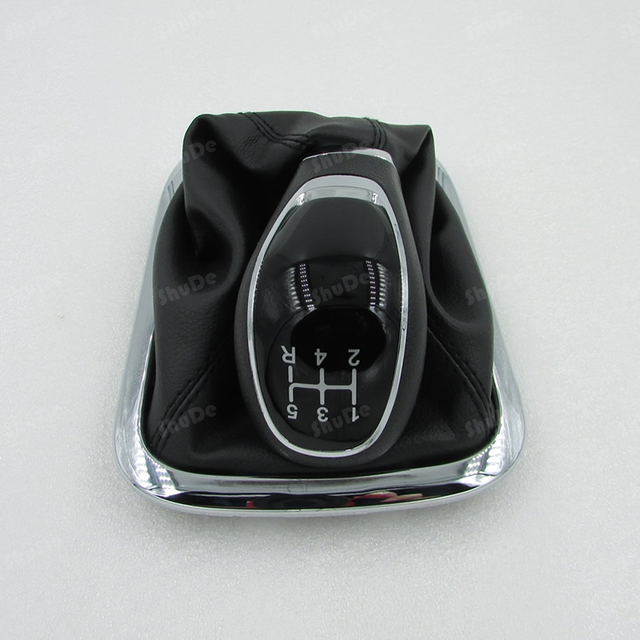 Original for chery E3 shifting handle sheath Head gear shifting gear sheathed handball shift shield