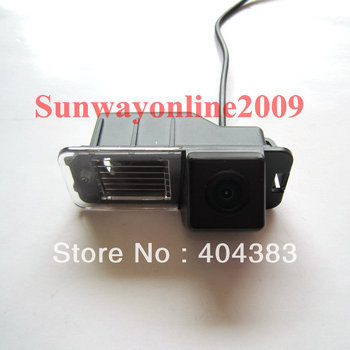 HD! CAR CCD SONY REAR VIEW REVERSE BACKUP CAMERA FOR VW Volkswagen Polo V (6R)/ Golf 6 VI/ Passat CC image