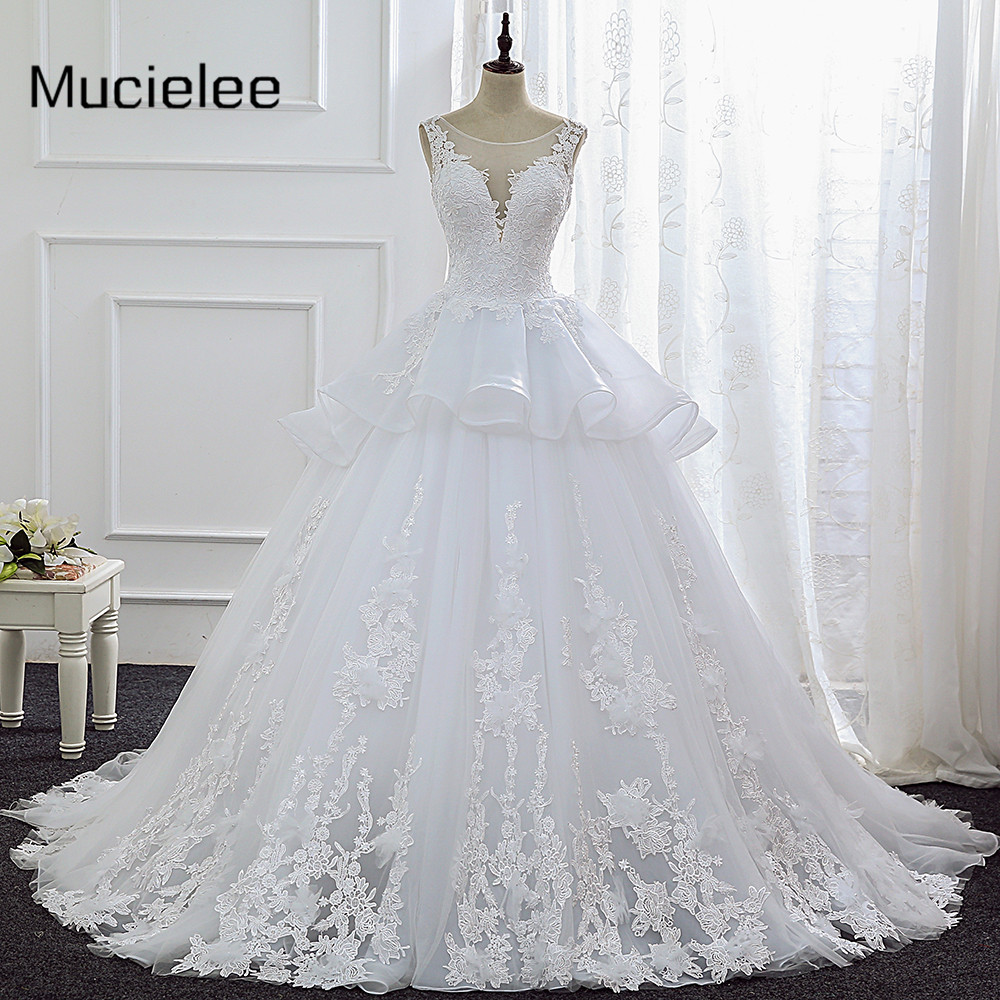 Vestido de noiva princesa china bridal gowns vintage lace for Country western wedding dresses