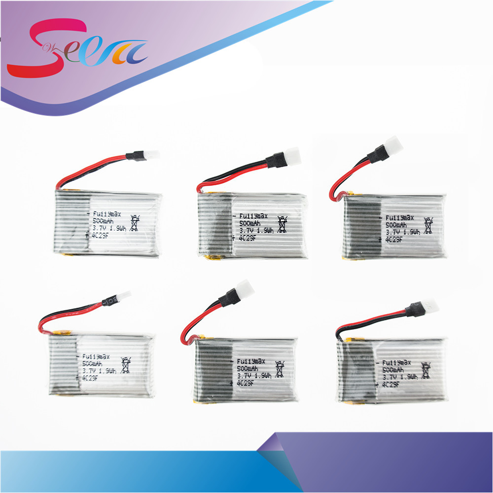 5pcs Syma X5 RC Drone Lipo Battery 3.7V 500mah Green Charger For Syma X5C X5SC H5C X5A Batteria Quadcopter Helicopter Airplane rc drone lipo battery 850 mah li po battery for syma x5c x5sw with 5in1 charger box for x5 x5a x5sc x5sw mjx x705c x6sw