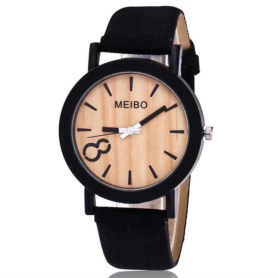 Womens Ladies Mens Watch Wood Color Quartz Casual  Wrist Watch relojes mujer montres femme reloj de mujer reloj dama naviforceWomens Ladies Mens Watch Wood Color Quartz Casual  Wrist Watch relojes mujer montres femme reloj de mujer reloj dama naviforce
