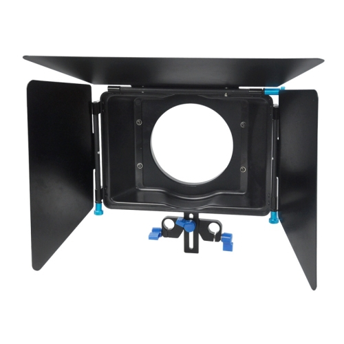 ФОТО YONGNUO M4 YLG0104C Professional Digital Matte Box Lens Hood for DSLR Camera D90 60D 600D 5D 600D