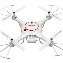 SYMA New Version 2.4G 4 Channels Drone RC Quadcopter Hover Remote Control Upgraded Kid Function Headless Mode With Camera Toy