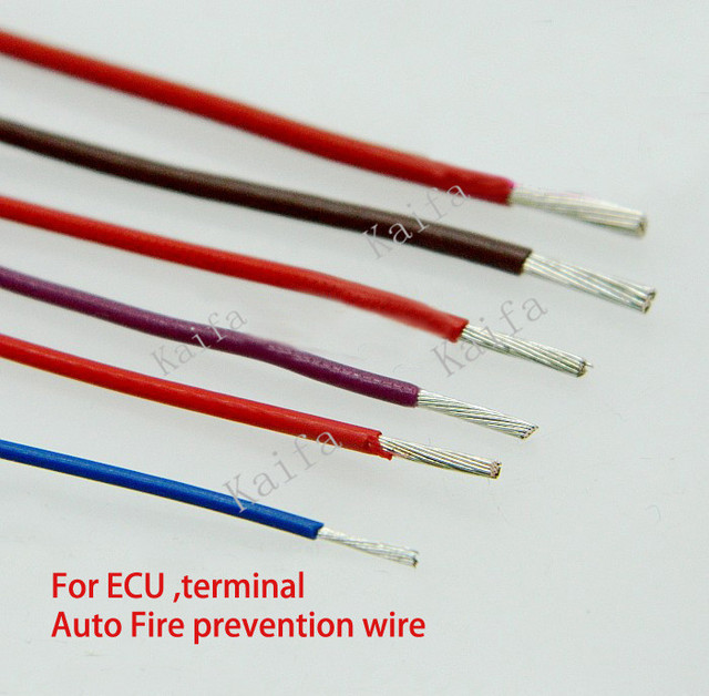 10meters/lot, 21awg Insulated Wire, Electrical Wire For LED Strip ...