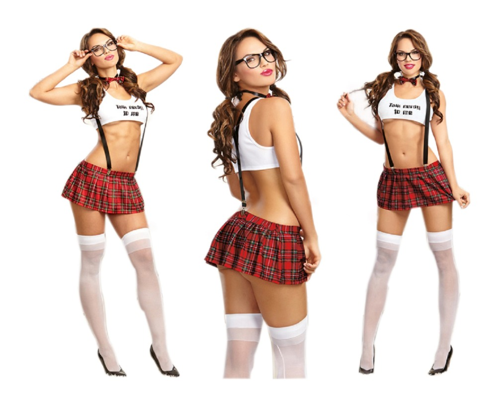 Halloween Costumes Naughty School Girl