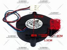 DC12V 0.32A Сервер вентилятор охлаждения для Delta Electronics BFB0512HH-F00 Сервер площади вентилятора 3-проводной 50x50x15 мм