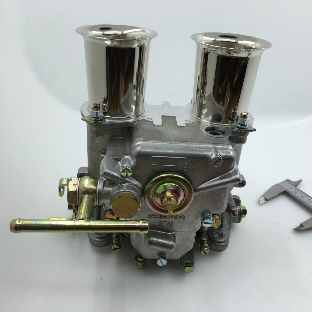 US $255 99 |SherryBerg carb carbuettor carby FAJS 45 DCOE CARBURETTOR  replace WEBER DCOE CARBY DELLORTO SOLEX 45DCOE with air horns stacks-in  Vintage
