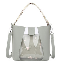 Women Small Flaps Summer Bags Plastic Transparent Cute Crossbody For Woman Totes Composite Female Mini Jelly Handbags