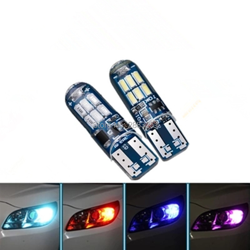 for <font><b>renault</b></font> duster <font><b>captur</b></font> logan megane fluence kadjar clio cars Signal Lamp <font><b>LED</b></font> Position lamp T10 Clearance Lights Super Bright image