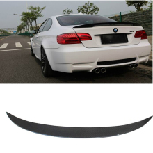 P Style For BMW E92 Spoiler 3 Series 2 Door E92 M3 & E92 Coupe Carbon Spoiler Performance Style 2005 - 2012 все цены