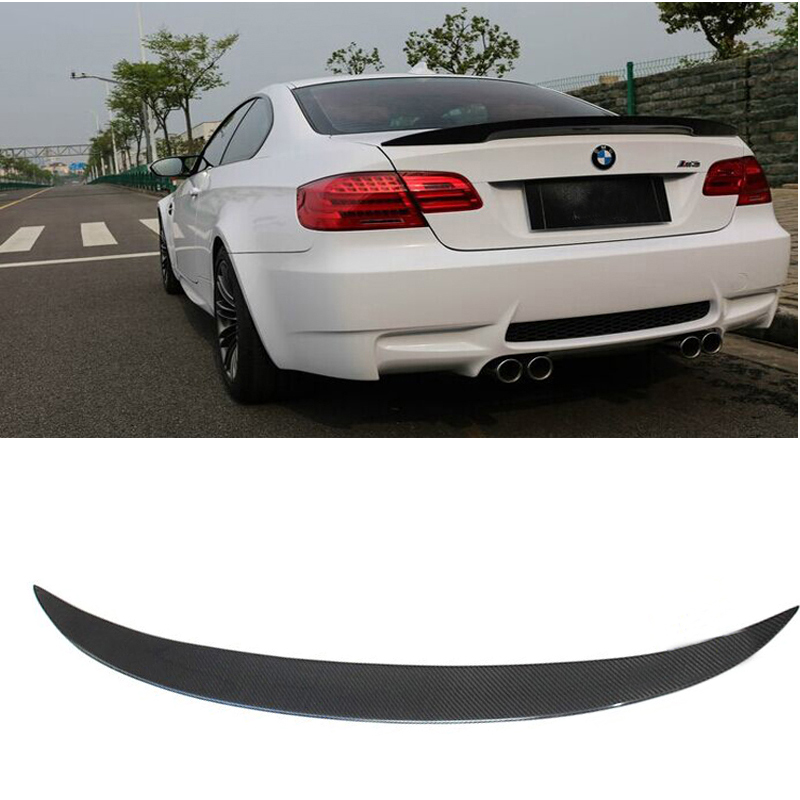 Style P pour BMW E92 becquet 3 série 2 portes E92 M3 & E92 Coupe becquet carbone Style Performance 2005-2012
