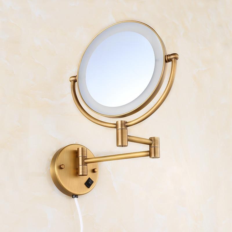 Bath Mirrors Brass Antique 8 2