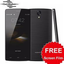 Original Homtom HT7 Pro Mobile Phone 5.5 Inch HD 2GB 16GB 4G LTE Smartphone 1280*720 Android 5.1 Quad core MTK6735 13MP 3000mAh