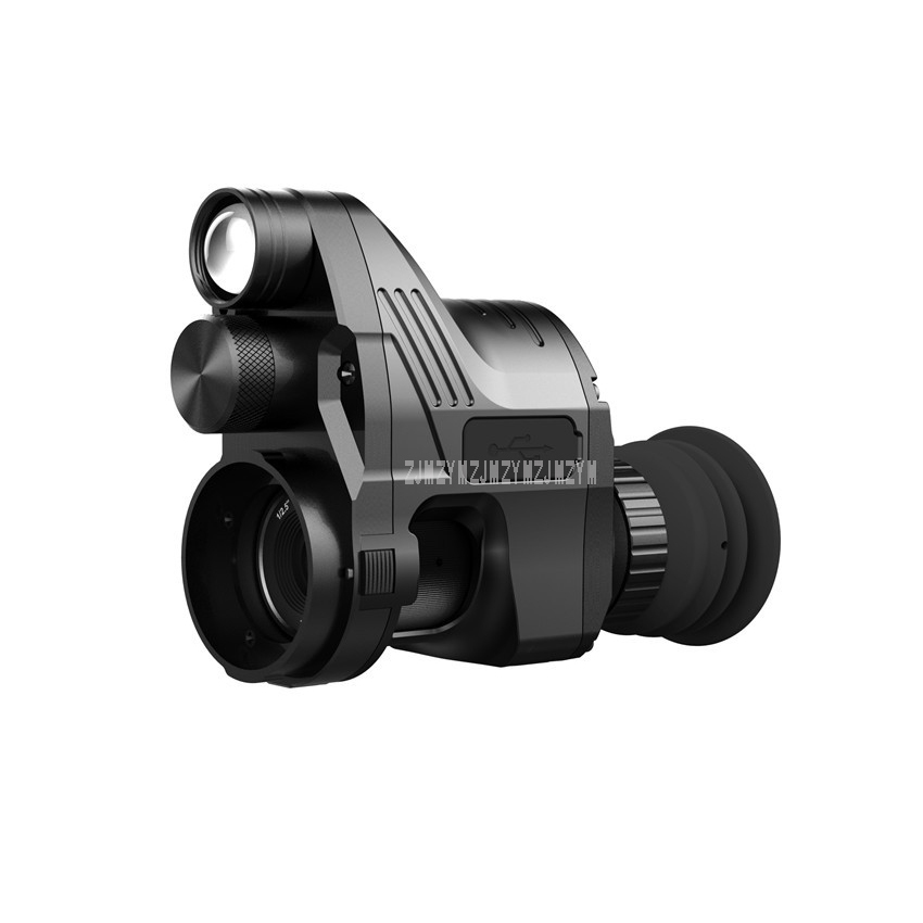 1080P Digital Night Vision Riflescope IR Infrared Night Vision Day/Night Use Scope Camera Recorder Monocular Support Wifi WG760 цена